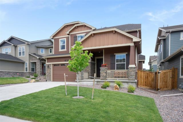 11791 W Quarles Avenue, Littleton, CO 80127 (#1537798) :: The HomeSmiths Team - Keller Williams