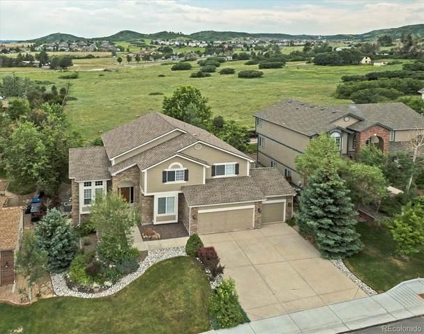 1458 Thatch Circle, Castle Rock, CO 80109 (#1538004) :: Kimberly Austin Properties