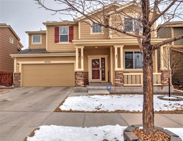 12733 E 105th Place, Commerce City, CO 80022 (#1538378) :: The Peak Properties Group