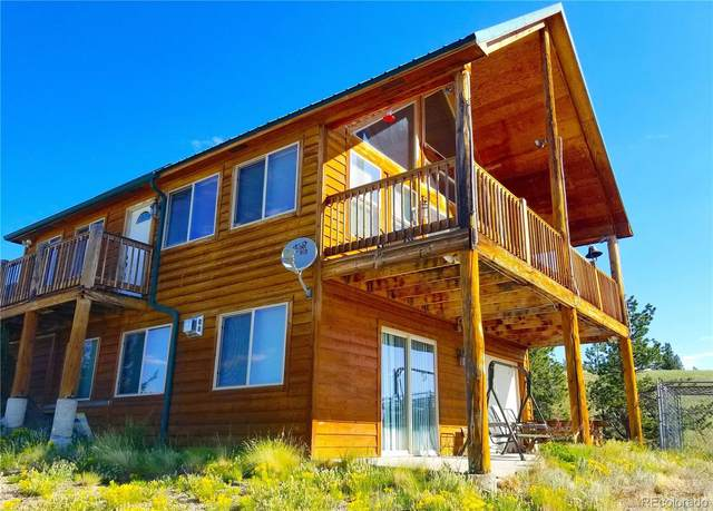 280 Sod Roof Run, Hartsel, CO 80449 (#1538480) :: Compass Colorado Realty