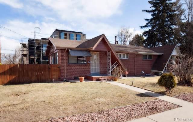 1398 Xavier Street, Denver, CO 80204 (#1538680) :: Relevate | Denver