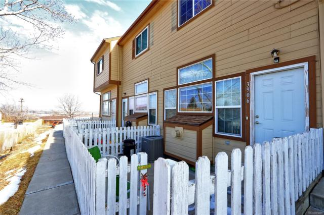 8199 Welby Road #3906, Thornton, CO 80229 (MLS #1538886) :: 8z Real Estate