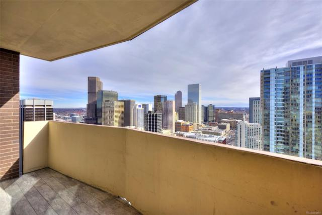 1020 15th Street 38K, Denver, CO 80202 (#1538955) :: The Pete Cook Home Group