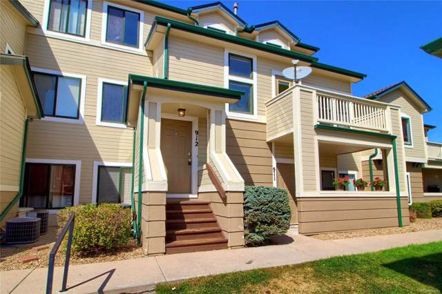 8707 E Florida Avenue #912, Denver, CO 80247 (MLS #1538965) :: Colorado Real Estate : The Space Agency