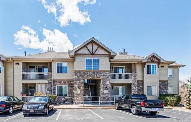 10301 W Girton Drive #202, Lakewood, CO 80227 (#1539501) :: The HomeSmiths Team - Keller Williams