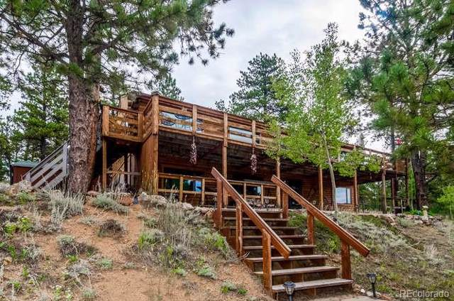 324 Stage Coach Drive, Bailey, CO 80421 (MLS #1540935) :: 8z Real Estate