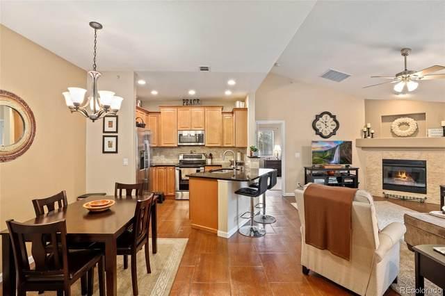 7369 S Alkire Street #302, Littleton, CO 80127 (MLS #1541046) :: 8z Real Estate