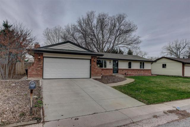3129 S Dayton Court, Denver, CO 80231 (#1541083) :: The Dixon Group
