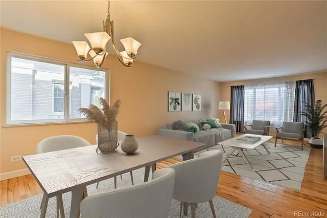 855 N Pennsylvania Street #315, Denver, CO 80203 (MLS #1541365) :: Kittle Real Estate