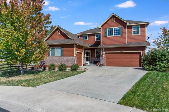 2740 Cache Creek Point, Castle Rock, CO 80108 (MLS #1541806) :: The Sam Biller Home Team