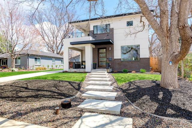 1442 S Monroe Street, Denver, CO 80210 (#1541872) :: The Healey Group