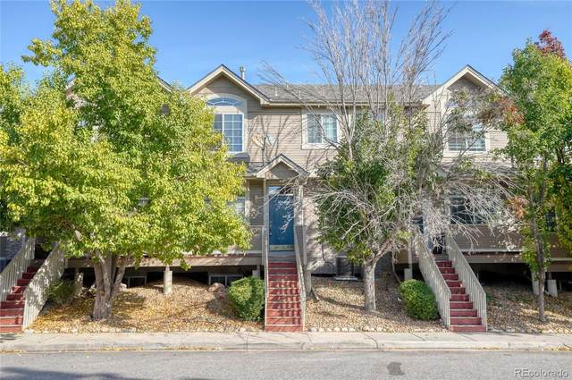 5555 E Briarwood Avenue #2505, Centennial, CO 80122 (#1542231) :: Venterra Real Estate LLC