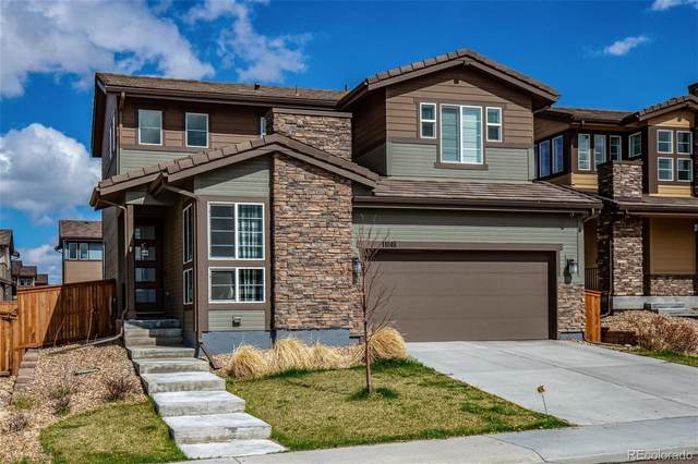 11048 Big Stone Circle, Parker, CO 80134 (#1542528) :: Chateaux Realty Group