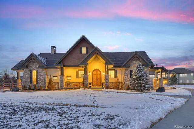 2314 Coyote Crest View, Colorado Springs, CO 80921 (#1542961) :: The Griffith Home Team