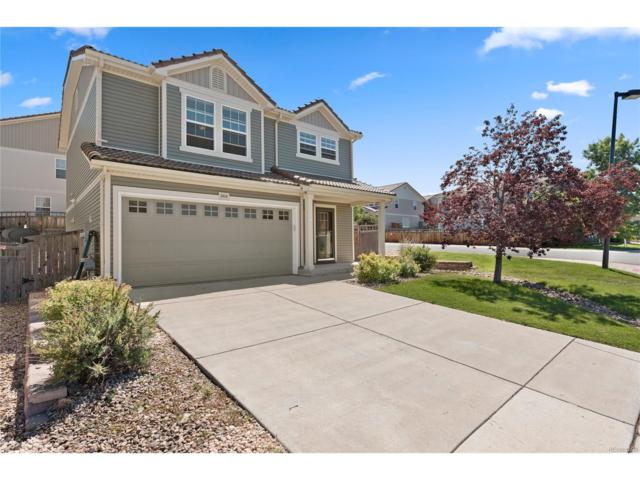 3934 Alcazar Drive, Castle Rock, CO 80109 (#1543649) :: The Griffith Home Team