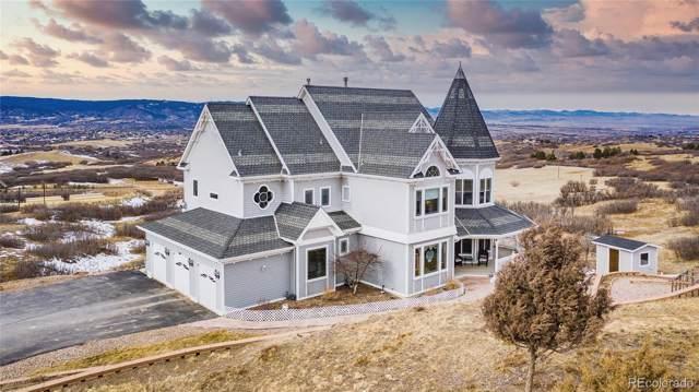 1391 Twin Oaks Lane, Castle Rock, CO 80109 (MLS #1543659) :: Keller Williams Realty