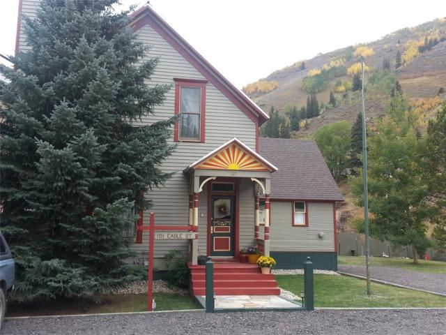 101 Eagle Street, Red Cliff, CO 81649 (MLS #1543663) :: 8z Real Estate