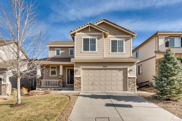 10642 Worthington Circle, Parker, CO 80134 (#1544280) :: The City and Mountains Group