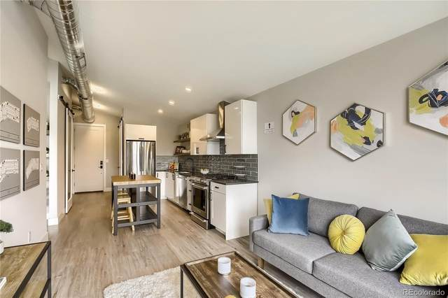 2876 W 53rd Avenue #107, Denver, CO 80221 (MLS #1544538) :: 8z Real Estate