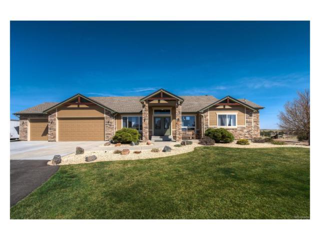 3076 Deer Creek Ranch Loop, Parker, CO 80138 (MLS #1544695) :: 8z Real Estate