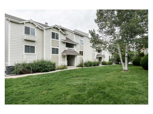 1332 S Cathay Court #203, Aurora, CO 80017 (MLS #1545019) :: 8z Real Estate