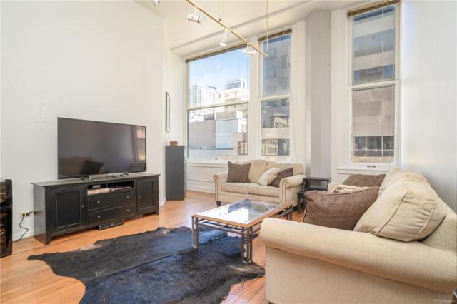 720 16th Street #312, Denver, CO 80202 (MLS #1545153) :: 8z Real Estate