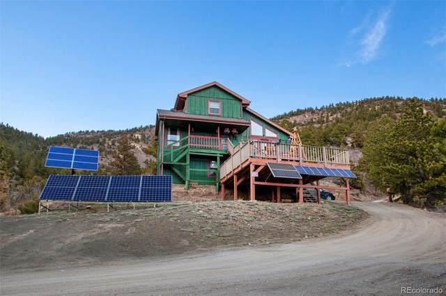 2008 Virginia Canyon Road, Idaho Springs, CO 80452 (#1545294) :: Arnie Stein Team | RE/MAX Masters Millennium
