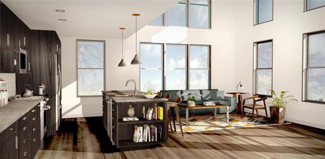 431 E Bayaud Avenue #304, Denver, CO 80209 (#1545369) :: Real Estate Professionals