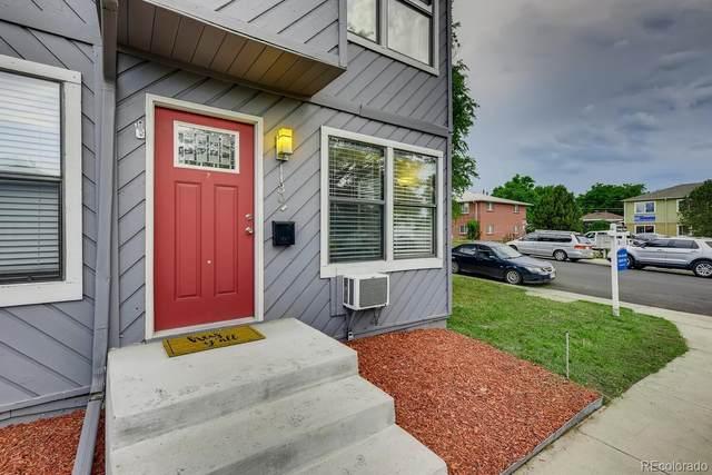 1130 Rosemary Street, Denver, CO 80220 (#1545729) :: The Griffith Home Team