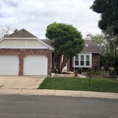 9445 W Elmhurst Place, Littleton, CO 80128 (#1545847) :: Bring Home Denver with Keller Williams Downtown Realty LLC