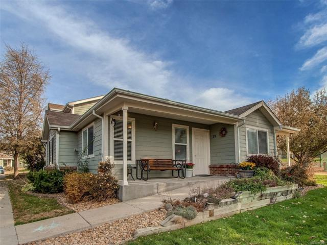 51 21 Avenue #29, Longmont, CO 80501 (#1546417) :: The Heyl Group at Keller Williams