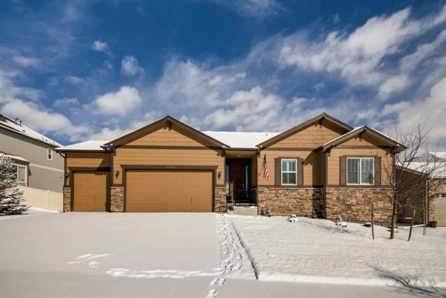 17765 Triple Crown Street, Parker, CO 80134 (#1546431) :: The Griffith Home Team