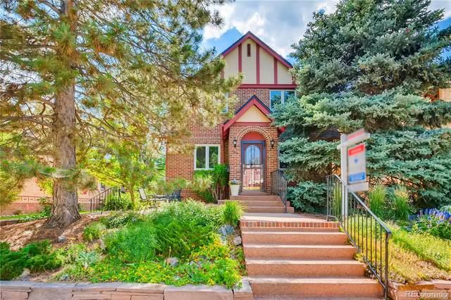 469 S York Street, Denver, CO 80209 (#1546436) :: Compass Colorado Realty