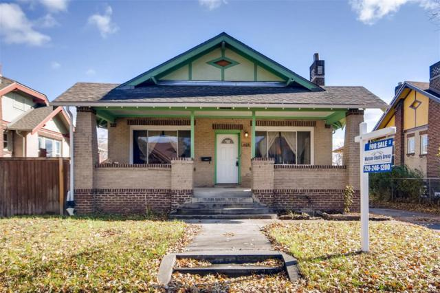 1426 Meade Street, Denver, CO 80204 (#1546528) :: My Home Team