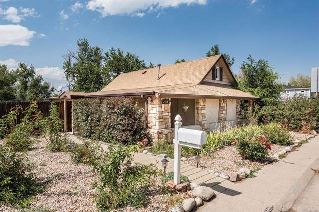 2415 S Galapago Street, Denver, CO 80223 (#1546609) :: The DeGrood Team