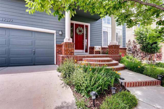 17377 Cornerstone Drive, Parker, CO 80134 (#1546611) :: Wisdom Real Estate