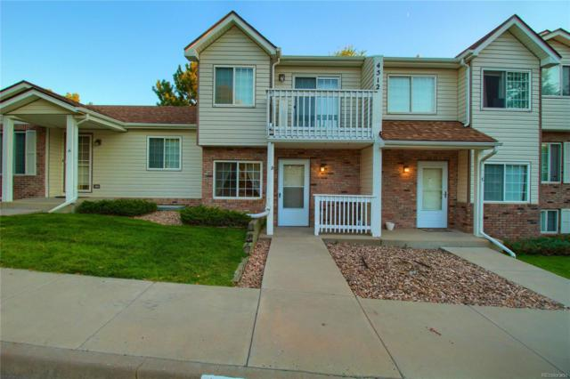 4512 S Crystal Way B, Aurora, CO 80015 (#1547032) :: The HomeSmiths Team - Keller Williams
