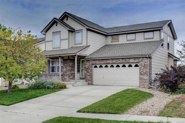 1131 S Coolidge Circle, Aurora, CO 80018 (#1547204) :: HomePopper