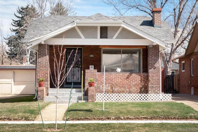 2054 Hudson Street, Denver, CO 80207 (#1547266) :: My Home Team