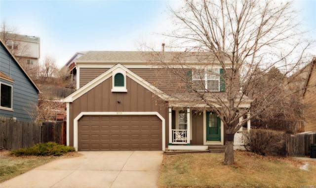 573 Entrada Drive, Golden, CO 80401 (#1547291) :: House Hunters Colorado