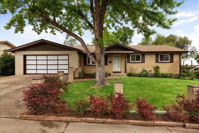 883 W 100th Place, Northglenn, CO 80260 (#1547574) :: The DeGrood Team
