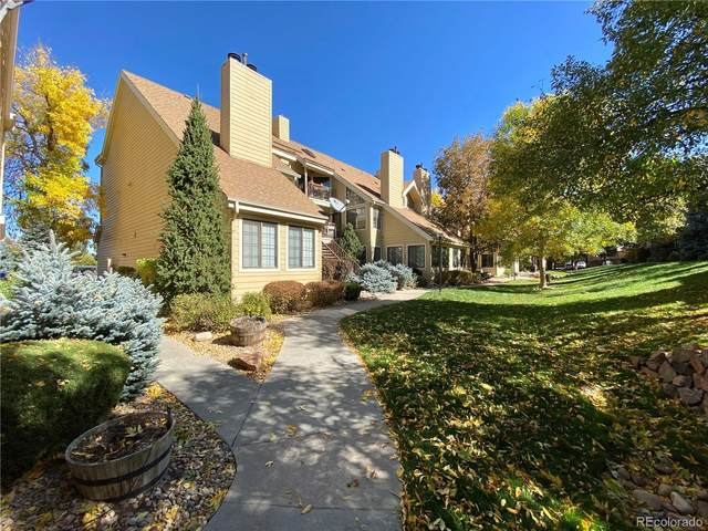 4860 E Kentucky Avenue B, Denver, CO 80246 (#1547630) :: Real Estate Professionals