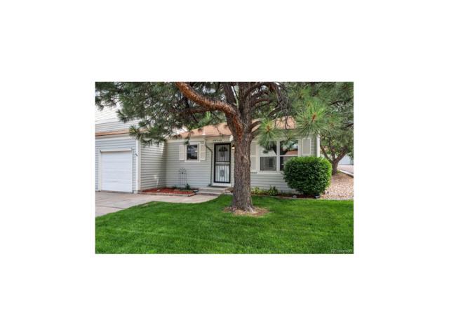 15994 E Rice Place A, Aurora, CO 80015 (MLS #1547841) :: 8z Real Estate