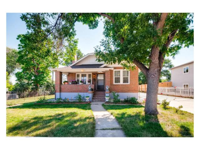1640 S Holly Street, Denver, CO 80222 (MLS #1548025) :: 8z Real Estate