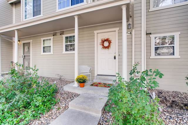 1818 S Quebec Way 7-4, Denver, CO 80231 (MLS #1548053) :: 8z Real Estate