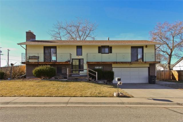 6879 Benton Court, Arvada, CO 80003 (#1548246) :: The Griffith Home Team