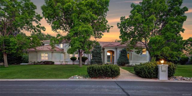 9660 E Prentice Circle, Greenwood Village, CO 80111 (MLS #1548431) :: 8z Real Estate
