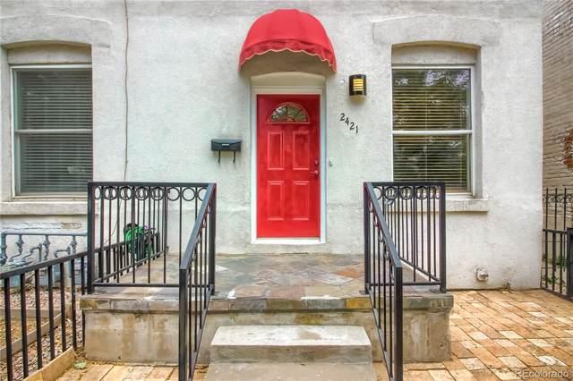 2421 Tremont Place, Denver, CO 80205 (MLS #1548829) :: 8z Real Estate