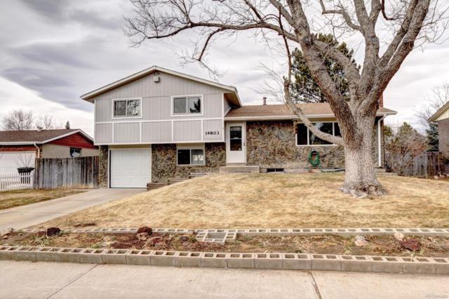 14803 E Security Place, Aurora, CO 80011 (MLS #1548850) :: 8z Real Estate
