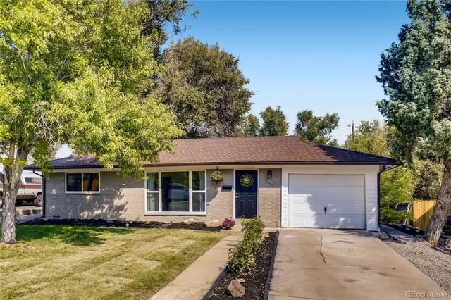 5330 Johnson Street, Arvada, CO 80002 (MLS #1548997) :: The Sam Biller Home Team